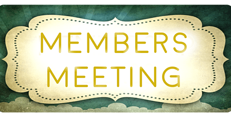 March member monthly meeting tickets