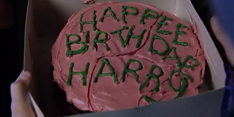 """Happee Birthdae Harry""- Wizard Themed Dinner tickets"