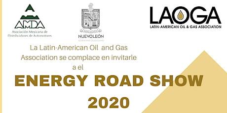 ENERGY ROAD SHOW 2020 (Nuevo León) boletos