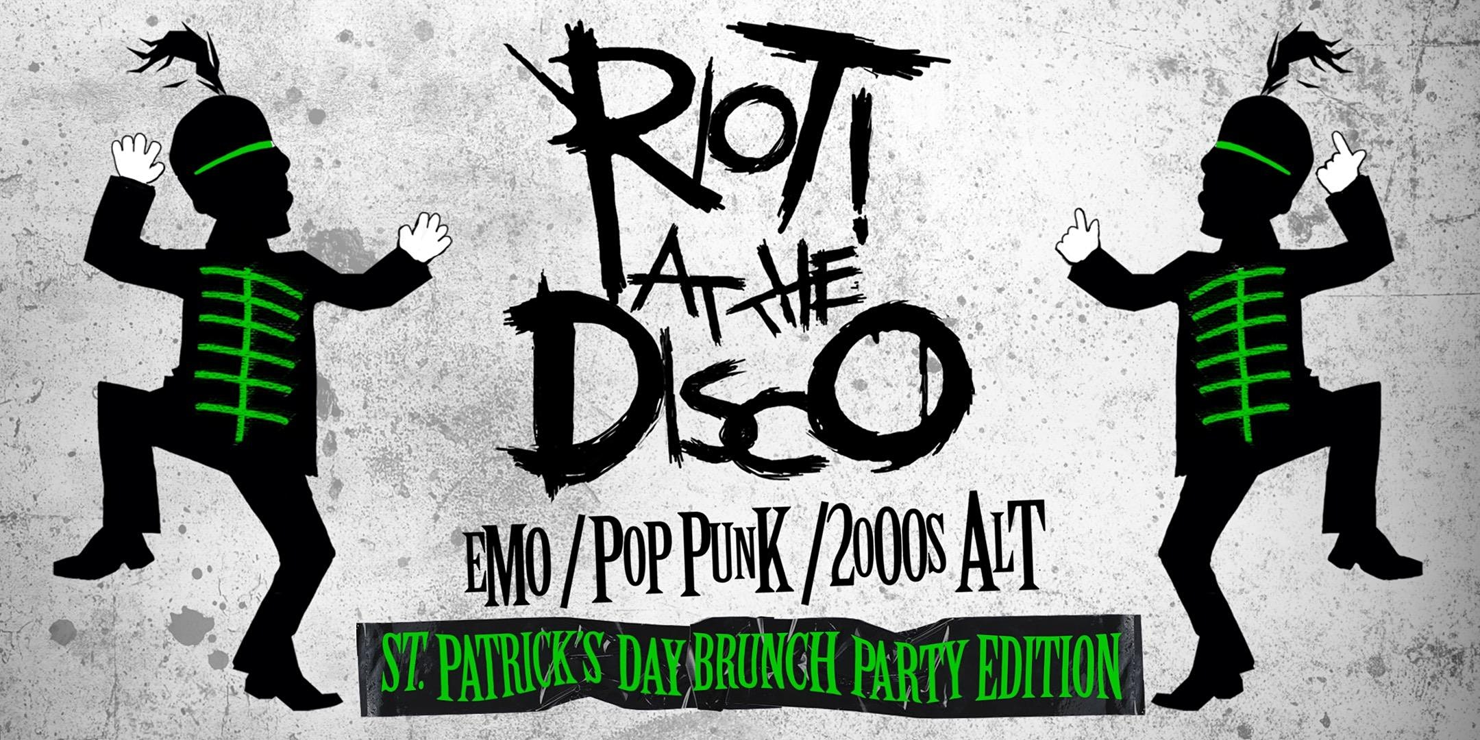 Postponed // Riot at the Disco