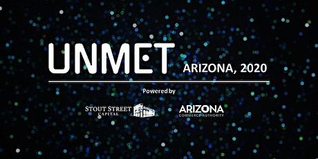 UNMET Arizona, 2020 tickets