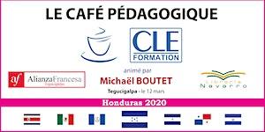 """Café Pédagogique CLE Formation 2020 : """" Mise en oeuvre..."""