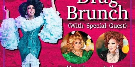 Drag Brunch with Twila Holiday tickets