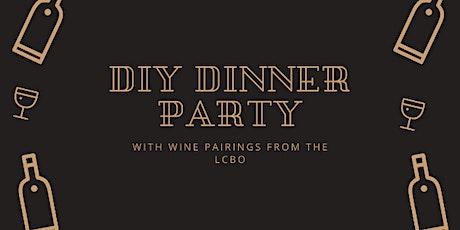 DIY Dinner Party tickets