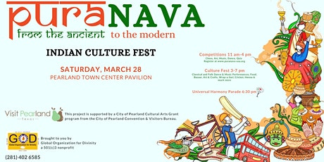 Puranava Indian Culture Fest tickets