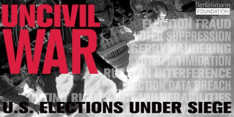 Uncivil War - DC Premiere tickets