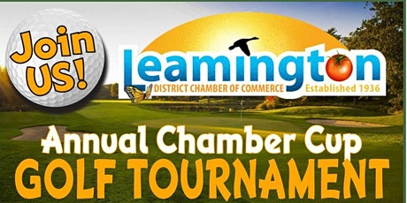 10th Annual Chamber Cup Golf Tournament tickets