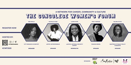 The Congolese Women's Forum tickets