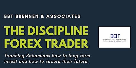 The Discipline Forex Stock Market Trader tickets