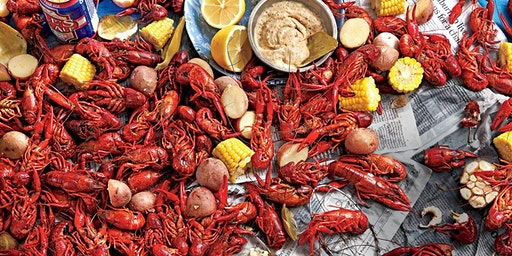 Day Party + Crawfish Boil | 3.21