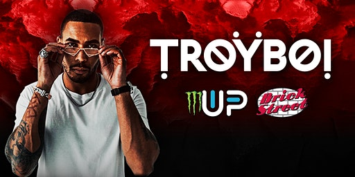 Up & Up Festival presents TROYBOI at Brick Street