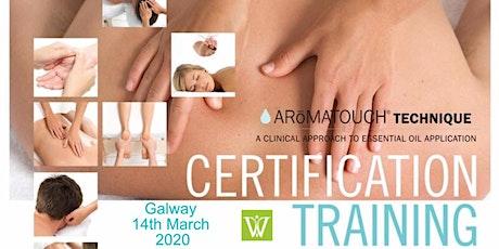 dōTERRA ArōmaTouch Technique Certified Training (Galway) tickets