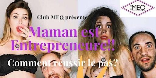 Café Causerie des Mamans Entrepreneures