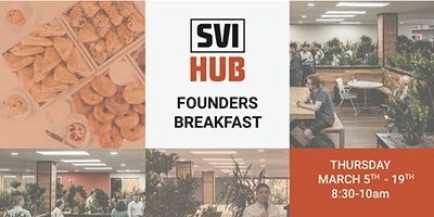Startup Founders Breakfast