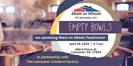11th Annual Lancaster Empty Bowls tickets