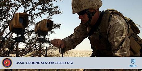 Brainstorming Session - Design 21st  Century Next-Gen Ground Sensors (USMC) tickets