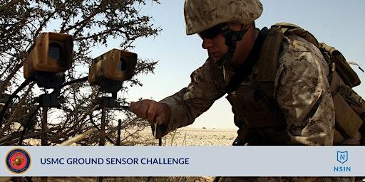 Brainstorming Session - Design 21st  Century Next-Gen Ground Sensors (USMC)