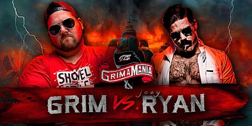 GTS Wrestling GRIMAMANIA LIVE