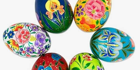 Wooden Egg Painting tickets