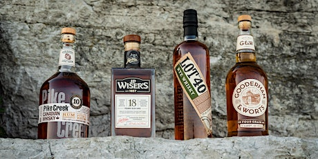 The Eh B C's of Canadian Whisky with Dr. Don Livermore  tickets