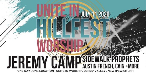 HILLFEST 2020 - UNITE IN WORSHIP
