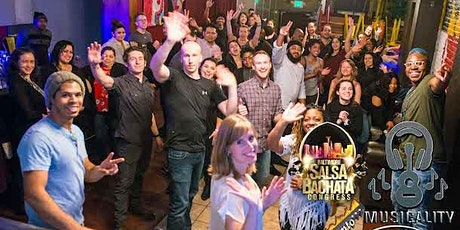 Tuesday Night Salsa y Bachata Live At Sangria tickets