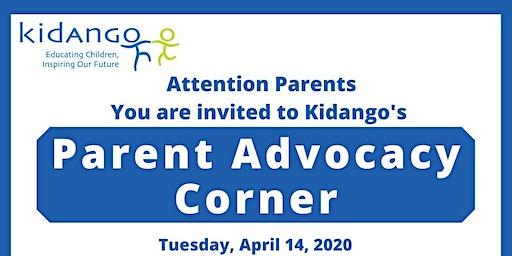 Parent Advocacy Corner at Baldwin Park