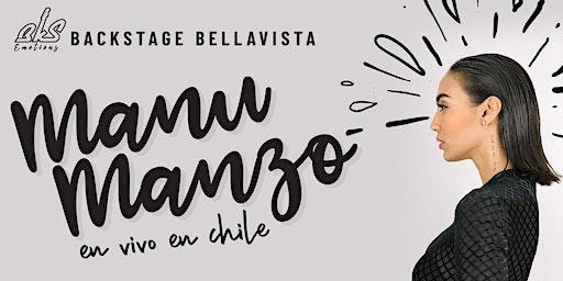Manu Manzo en vivo en Santiago de Chile