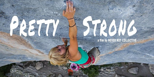 Pretty Strong Showing hosted by Ladies Climbing Coalition