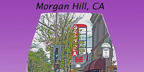 2020 Wine, Art & Music Stroll | Downtown Morgan Hill tickets