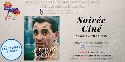 Soirée-Ciné FrancoFête : « Le regard de Charles »
