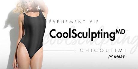 Soirée VIP CoolSculpting - Dermapure Chicoutimi billets