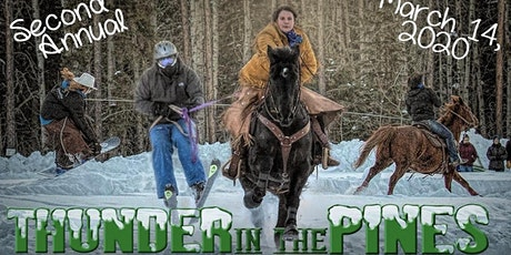 Thunder in the Pines tickets