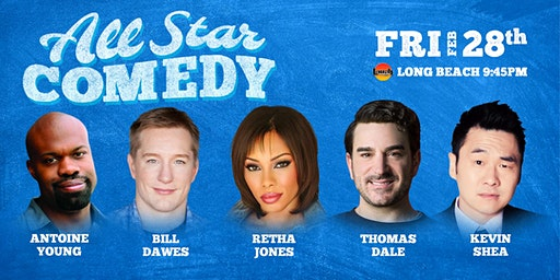 Kevin Shea, Thomas Dale, and more - All-Star Comedy