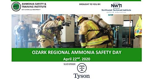Ozark Regional Ammonia Safety Day April 22