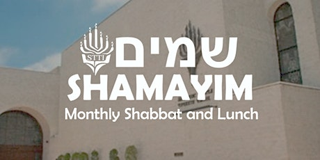 Shabbat and Lunch - May tickets