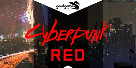 Learn to Play Cyberpunk Red @ Indiana Comic Con tickets