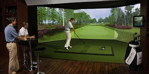 Virtual Golf Night