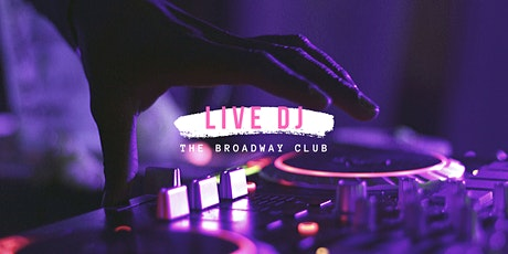 Live DJ with DJ DV8 tickets