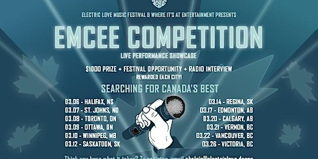 EMCEE Ottawa Competition tickets