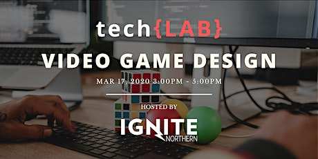 tech{LAB} Video Game Design tickets