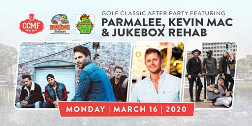 CCMF Golf Classic After Party Concert