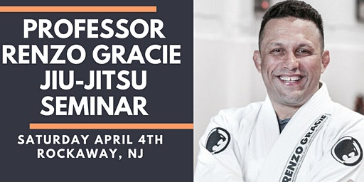 Renzo Gracie Jiu Jitsu Seminar / Jamie Cruz Promotion