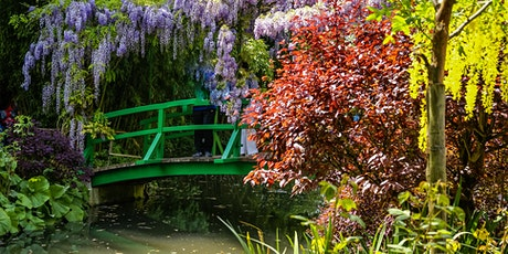 Famous Gardens of France: From Paris to Versailles to Monet's Giverny tickets