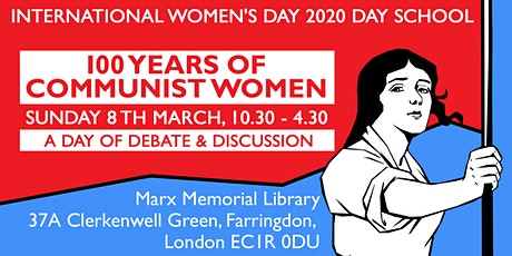 100 years of Communist Women tickets