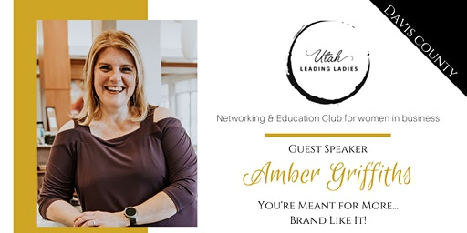 Davis County Utah Leading Ladies - Join Us for the Launch!