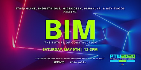 BIM: The Future of Construction tickets
