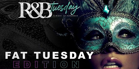 R&B Tuesdays at GHOST BAR presented by MOLO tickets