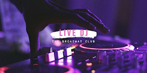 Live DJ with DJ DV8