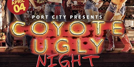 Port City presents Coyote Ugly Private Jam tickets